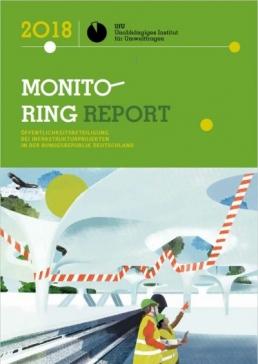 Monitoring Report 2018 - Titelblatt