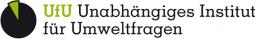 UfU Unabhängiges Institut für Umweltfragen e.V. - Logo