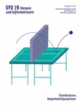 UfU Zeitschrift 78 - themen und informationen - Cover
