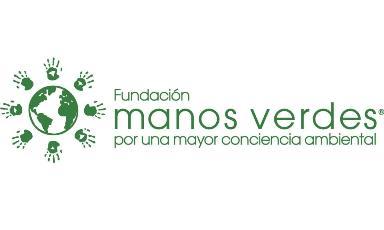 Logo Fundacion manos verdes