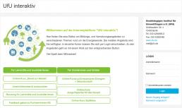 UfU Moodle Plattform