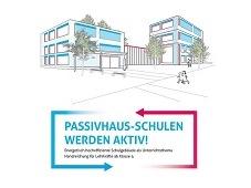 Passivhaus-Unterrichtsbroschüre Cover